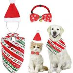 Accesorios para perros de navidad